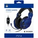 Official Playstation Gaming Headset V3 Blue for PS4 - Image 3