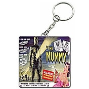 Mummy Original Film Poster Key Ring (1959)