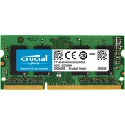 4GB Crucial DDR3 PC3-12800 1600MHz CL11 1.35V SODIMM for Mac