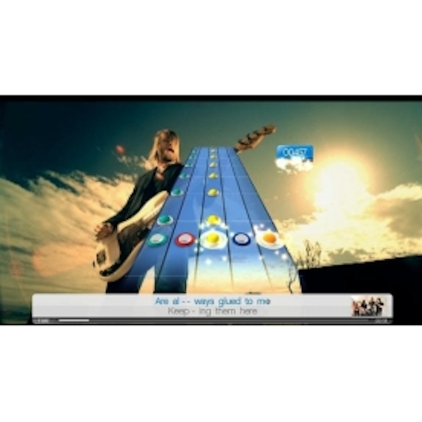 SingStar Guitar Star Solus Game PS3 - Image 3