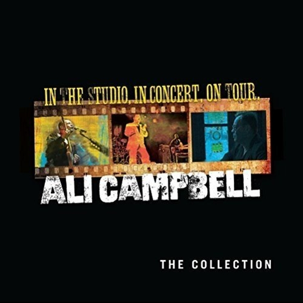 Ali Campbell - In The Studio, In Concert, On Tour. The Collection Vinyl
