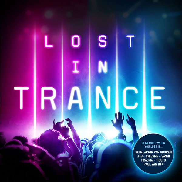 Lost In Trance CD