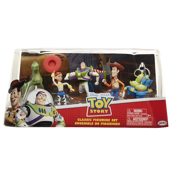 Toy Story 5 Piece Figure set