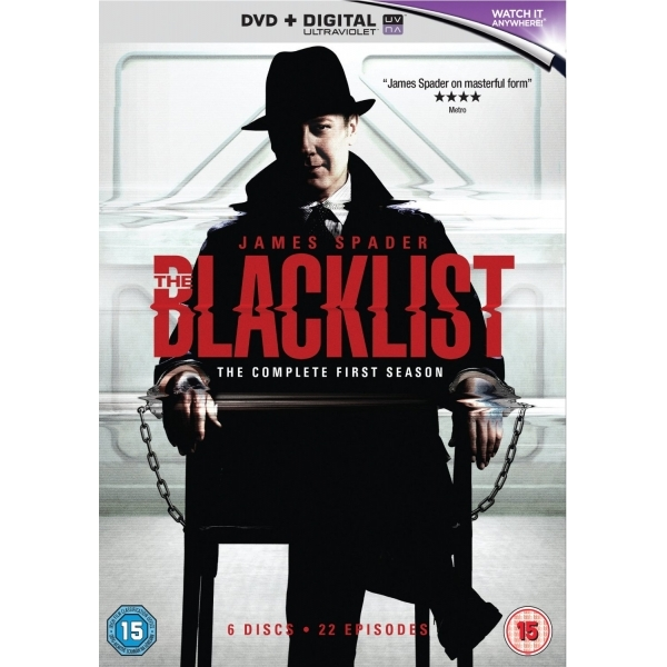 The Blacklist Season 1 DVD - Image 1