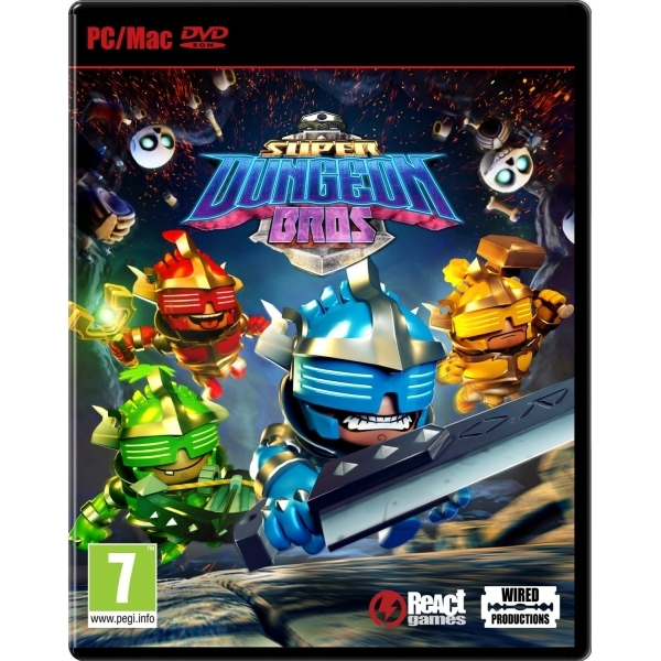 Super Dungeon Bros PC Game - Image 1