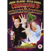 Tenacious D: The Pick Of Destiny DVD