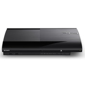 500GB SUPER SLIM Console System Black PS3