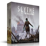 Scythe: The Rise of Fenris Expansion Board Game