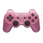 Official Sony Dualshock 3 Controller Candy Pink PS3