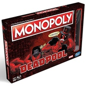 Deadpool Monopoly Board Game