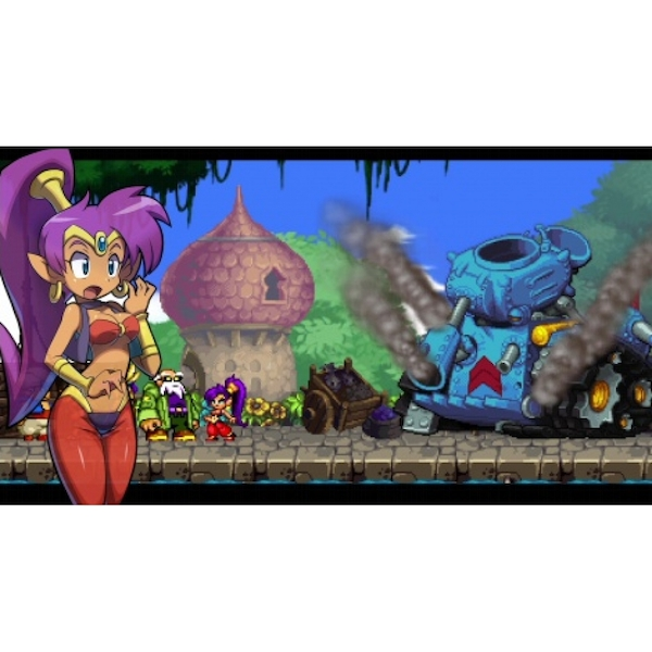 Shantae And The Pirate's Curse 3DS Game - Image 4