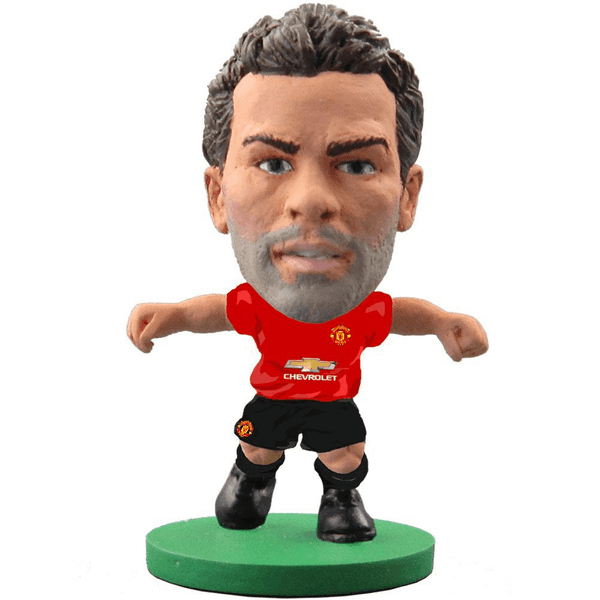 Soccerstarz Juan Mata Man Utd Home Kit 2019 Figure