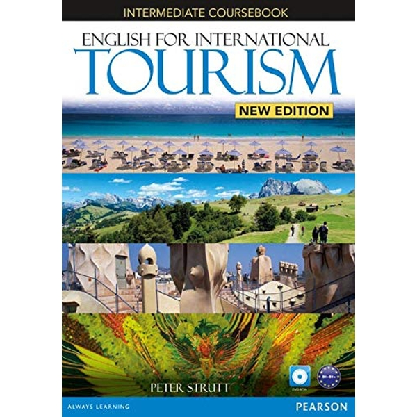 English for International Tourism Intermediate New Edition Coursebook and DVD-ROM Pack  Mixed media product 2013