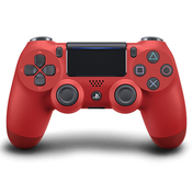 PS4 Dualshock 4 - Magma Red Controller
