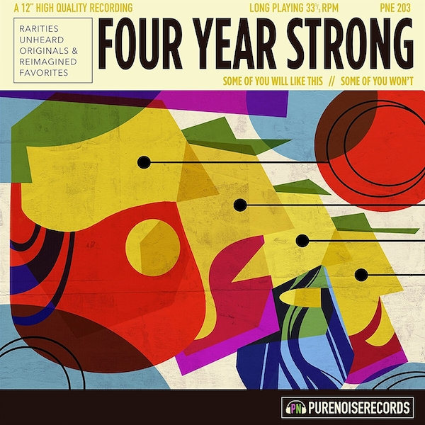 Four Year Strong - Some Of You Will Like This // Some Of You Won't Vinyl