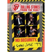 The Rolling Stones - From The Vault: No Security San Jose %u201899 DVD