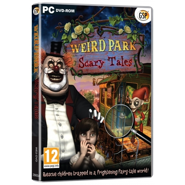 Weird Park 2 Scary Tales Game PC