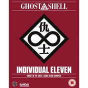 Ghost In The Shell: SAC - Individual Eleven Blu-ray
