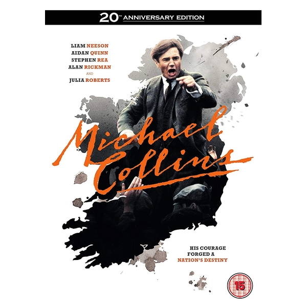 Michael Collins 20th Anniversary Edition DVD