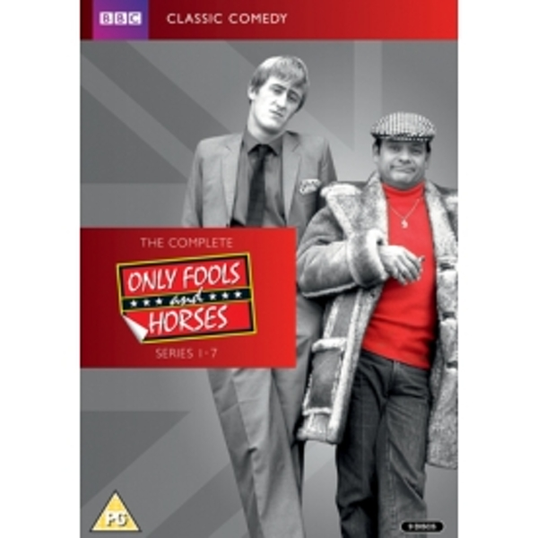 Only Fools & Horses 1-7 DVD