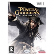Pirates Of The Caribbean At Worlds End Game Wii