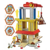 Bob the Builder Pop-Up Deluxe Construction Site Playset