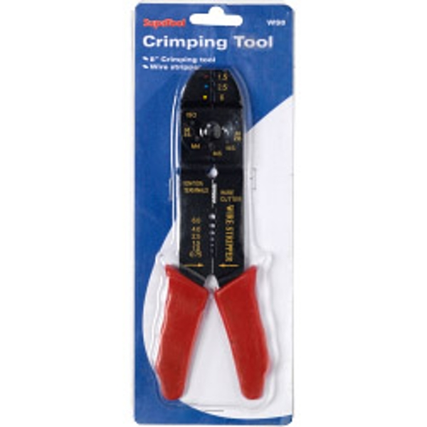 SupaTool Crimping Tool and Wire Stripper