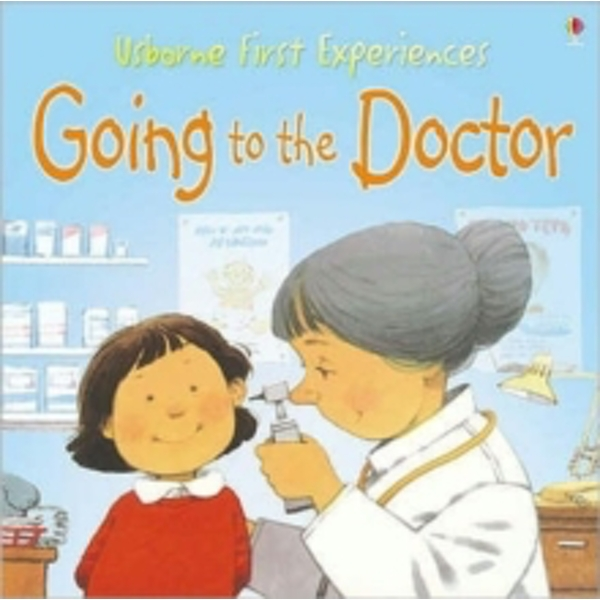 Going To The Doctor by Anna Civardi (Paperback, 2005)