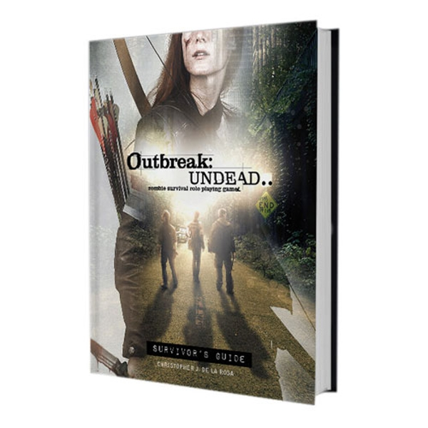 Outbreak Undead 2nd Edition: The Survival Horror Simulation RPG Survivor's Guide