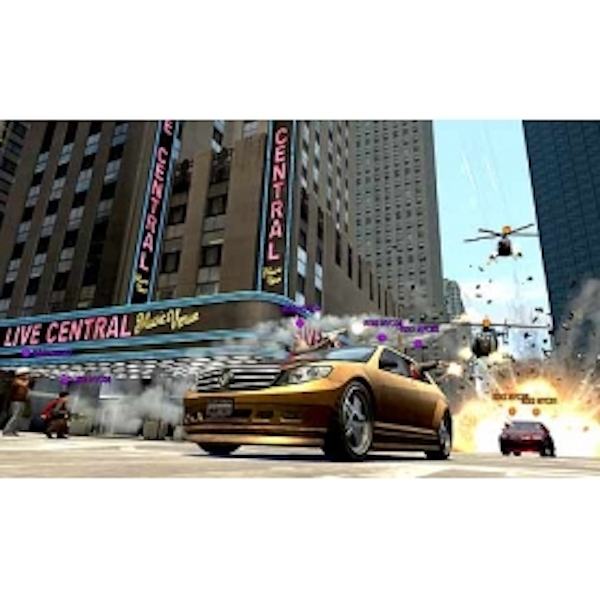 Grand Theft Auto GTA Episodes From Liberty City Game PS3 - Image 2
