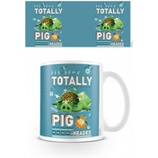 Angry Birds Pig Headed Mug
