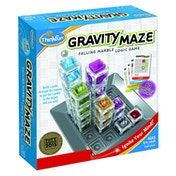 Thinkfun Gravity Maze - Falling Marble Logic Maze Board Game