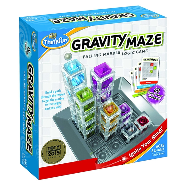 Thinkfun Gravity Maze | Gifts for Teen Boys | Beanstalk Mums
