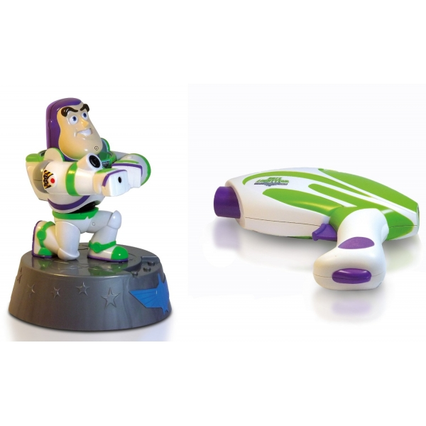Toy Story Buzz Lightyear and Zurg Laser Game