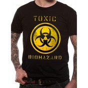 CID Originals - Toxic Biohazard Men's Small T-Shirt - Black