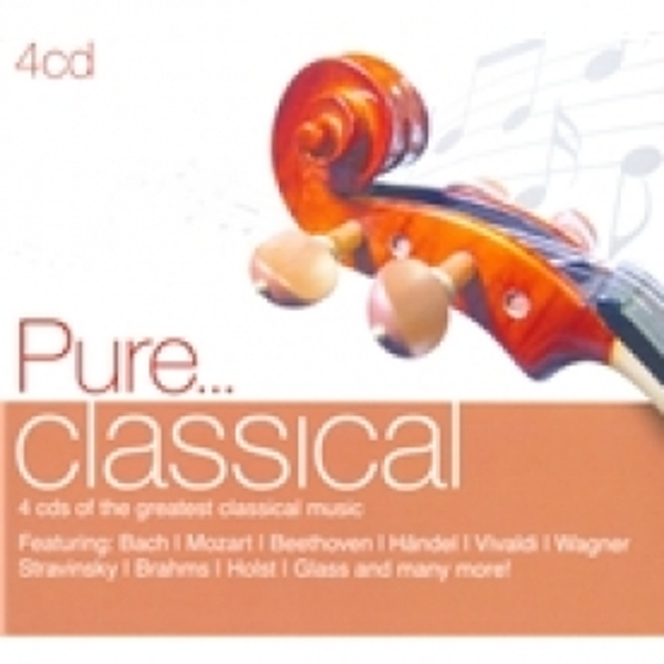Pure... Classical CD