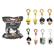Attack On Titans 3D Hangers (24 Packs)
