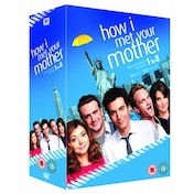How I Met Your Mother 1 - 8  Box set DVD