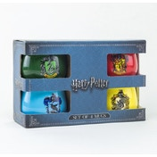 Harry Potter - House Crests Small Mugs Gift Set (Set of 4)
