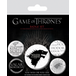 Game of Thrones - Winter is Coming Badge Pack - Image 2