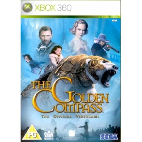 The Golden Compass Game Xbox 360