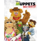 The Muppets Most Wanted Cast Mini Poster