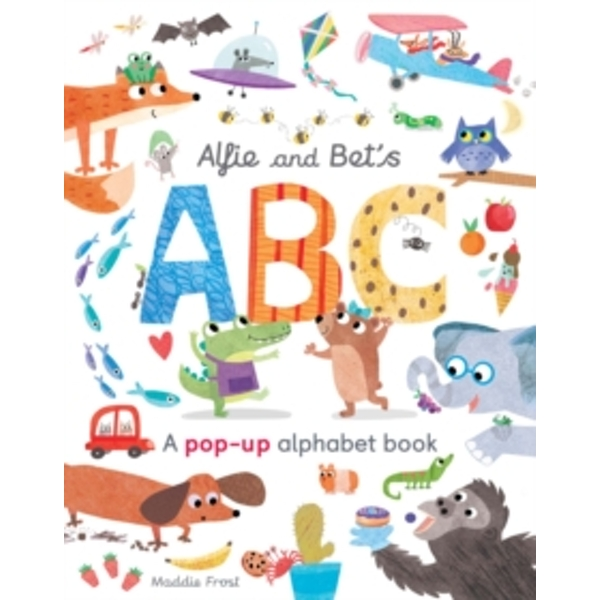 Alfie and Bet's ABC : A pop-up alphabet book