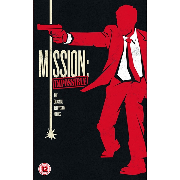 Mission Impossible - Series 1-7 Complete Boxset DVD