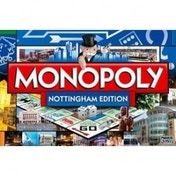 Nottingham Monopoly Board Game
