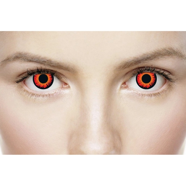 Twilight Breaking Dawn 1 Day Halloween Coloured Contact Lenses (MesmerEyez XtremeEyez) - Image 2