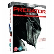 Predator 1-3 Trilogy Box Set Blu-Ray