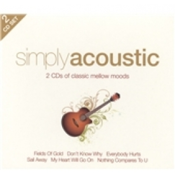 Simply Acoustic 2CD