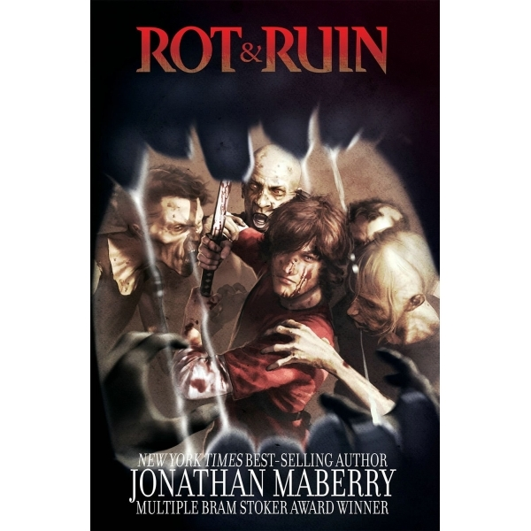Rot & Ruin Warrior Smart Paperback