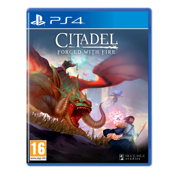 Citadel Forged With Fire PS4 Game